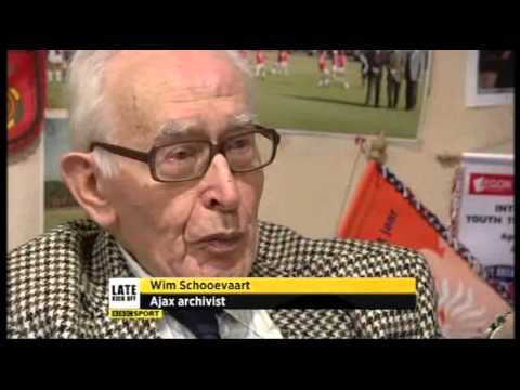 Jack Reynolds: The Man Who Taught Ajax Total Football
